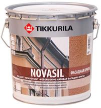 купить краску Tikkurila Novasil оптом дешево