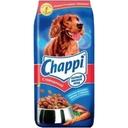 Чаппи сытный мясной обед с говядиной 15 кг, купить оптом